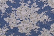 lace andfabric