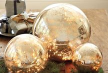 Celebrate It / Christmas Decoration Ideas / by Auni-Tay Ensen-Jay