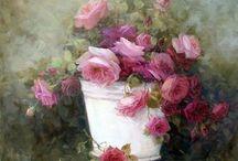 Masson Benoit Розы