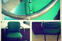 I'm into green / by April Bruner
