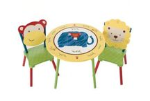 TABLE AND CHAIR SETS / Mom's Bunk House offers great Table and Chair Sets for Kids. Our carefully chosen selection comes from the best brands, and comes with free shipping as well as Mom's guarantee of quality and customer service.
