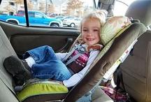 Car Seat Safety / by J.w. Julia Wendy Logston Henderson