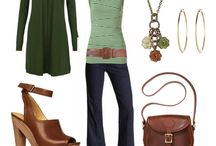 My Style: Casual / by Wendy Shaffer