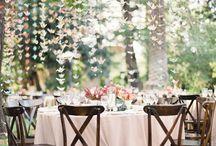 blomster på bryllupet