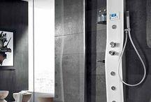La colonne de douche sous tous les angles / Le design dans la salle de bain