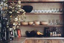 minimalist rustic decor
