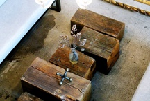 Upcycled: Reclaimed Wood