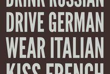 drive german wear italian
