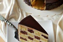 čokoladové torty
