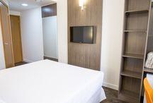 Ambientes do Hotel / Conheça um dos ambientes e do conforto que o San Diego Express pode te oferecer.