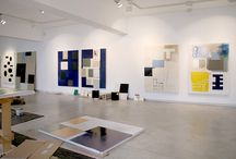 the gallery's space / installations & exhibitions's views