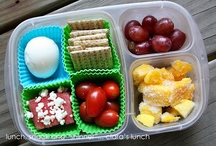 Lunch Ideas and Healthy Eating