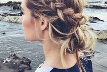 hairstyles / you can do something for your  even thought those bad days..<3