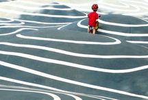 topographic playground