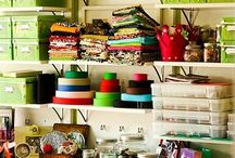 Craft room / by Christine Robb Bates