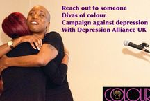 Reach out against depression campaign