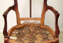 Rivestimento della sedia