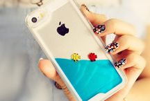 Cool cases, stuff for Apple products / by Dayoung Park