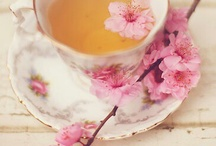 Tea, sweets and chintz / by chrissy s