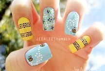 Nail Ideas & Mine / All Kinds of Nail Art / by Joan Steiger