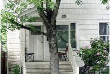 homes built around the trees / Some architects have found brilliant ways to build homes around trees without cutting them.