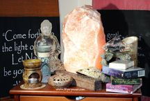 Spirituality / Spirituality, Reiki Healing, Spiritual Healing, Mysticism, Angel Readings, Oracle Cards, Oils, Incense, Oil Burners