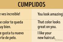 The language/El idioma