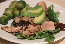 cook: dinner-pork / by Katie Hisey