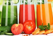 juicing and blending / by Sally Beam