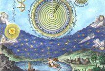 Alchemical illustration