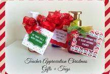 i love Teacher Appreciation Gifts