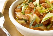 Broths, Chowders, Chili and Soups