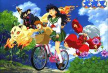 Anime! / by Sade Lee