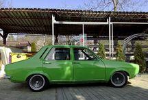 dacia verde / Dacia