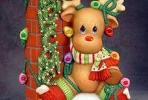 pintar o natal