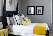 Master Bedroom Ideas / by Angie Newton