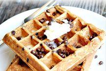 Waffle Recipes / Waffle Recipes