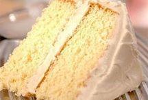 torta de vainilla