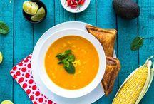 My Favourite Soup Recipes / Vegetarian & Vegan Soup Recipes