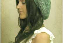 Crocheted hats / beanies
