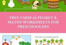Preschool-Farm