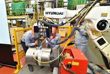 Hyundai Heavy Industries to use New Automatic Welding Process for Building Offshore Facilities