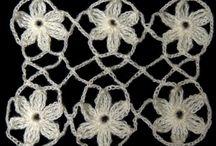 uniones de crochet