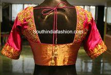 s.v.Shyna / Designer blouses