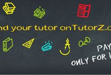 tutors for you! / Just a collection of personal tutors. / by John Mcwib