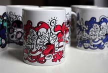 AJ design Cups