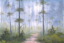 "Bill's Paintings / The artwork of William ""Bill"" Alexander"