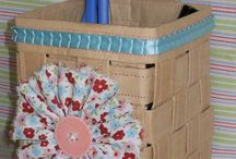 RECYCLE SU BROWN PACKING PAPER IDEAS