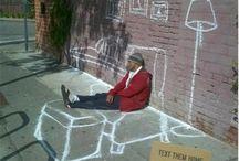 Street art and Graf