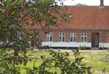 My B&B - Æblegaarden / Romantic farmhouse Bed and Breakfast in Northern Langeland, Denmark.